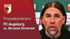 19/20 // Pressekonferenz nach #FCABVB // Martin Schmidt & Lucien Favre