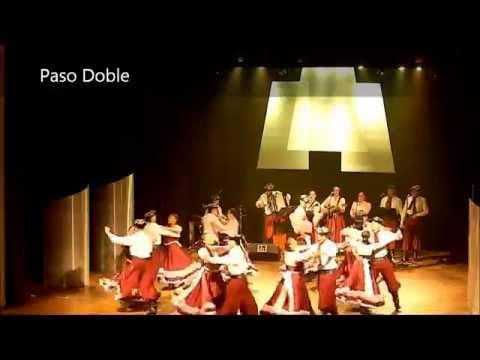 IV Gala Austral Ballet Folklórico Municipal de Punta Arenas 4 parte
