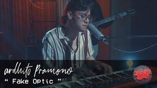 Gambar cover Ardhito Pramono - Fake Optics (Live Studio Session)