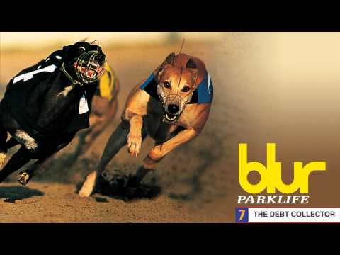 Blur - The Debt Collector - Parklife