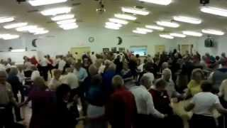 Square Dance in Apache Junction, Arizona with Tom Roper square dance caller