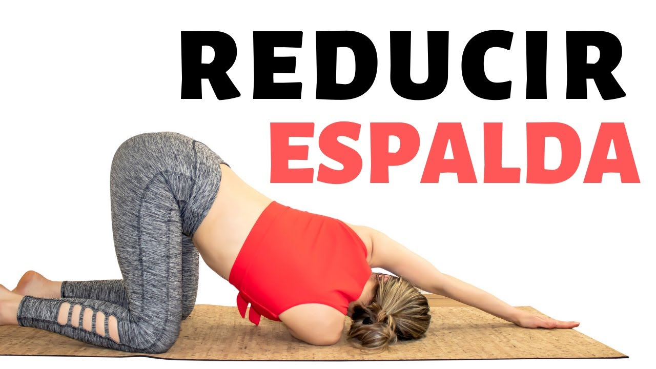 yoga para adelgazar espaldas