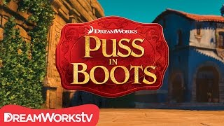 NEW Puss In Boots Trailer
