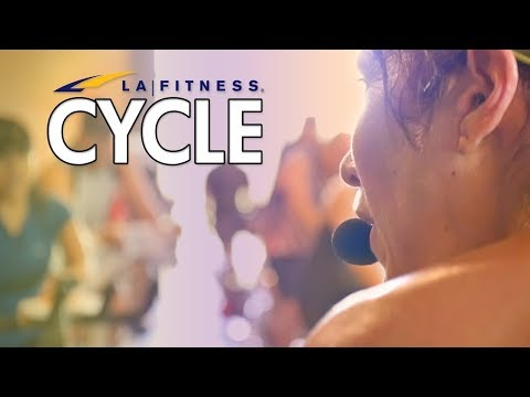 Cycle | A Group Fitness First Look | LA Fitness