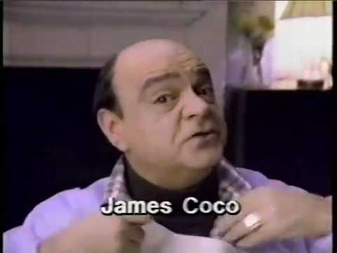 Benihana Commercial featuring James Coco 1984