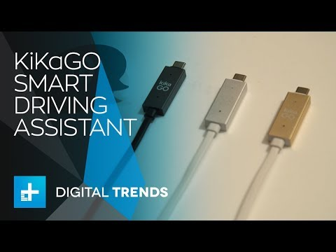 KiKaGO Smart Driving Assistance – Interview at CES 2018