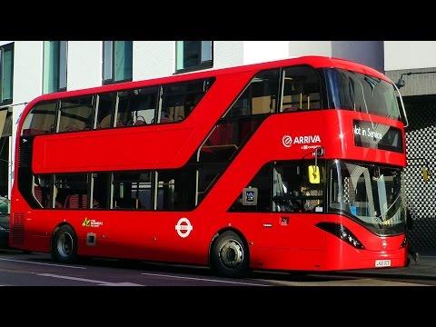 ADL Enviro400H City Diesel-Hybrid Bus