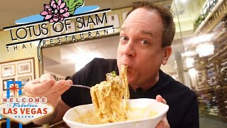 What to Order at Lotus of Siam in Las Vegas