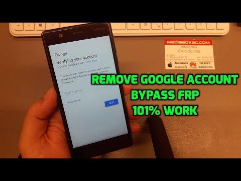 Nokia 3 Ta 1020 Ta 1032 Remove Google Account Bypass Frp Youtube