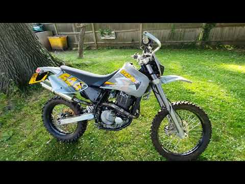 Ccm 644 ds 2002 enduro  2018