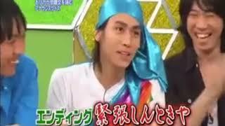 崎本大海さん ヘキサゴンでフレンズ「泣いてもいいですか」初披露の回.