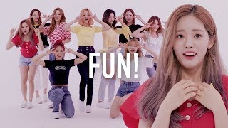 FUN! - 프로미스나인(fromis_9) by 아이돌리스트
