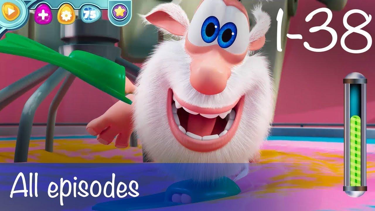 Booba Compilation Of All 38 Episodes Bonus Cartoon