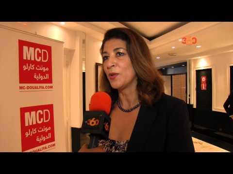 Souad El Tayeb, directrice Monte Carlo Doualiya
