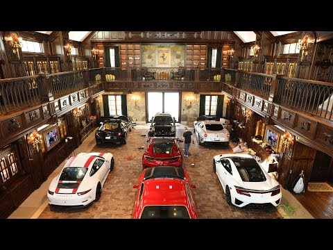 An Amazing Car Collection and Facility! 2018 Update...