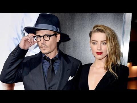 Johnny Depp and Amber Heard Reportedly Resolve Divorce Case