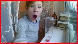 Бутылка воды челендж| Bottle flip challenge|Вася Щебланов