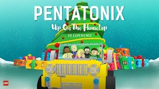 Смотреть клип Pentatonix - Up On The Housetop