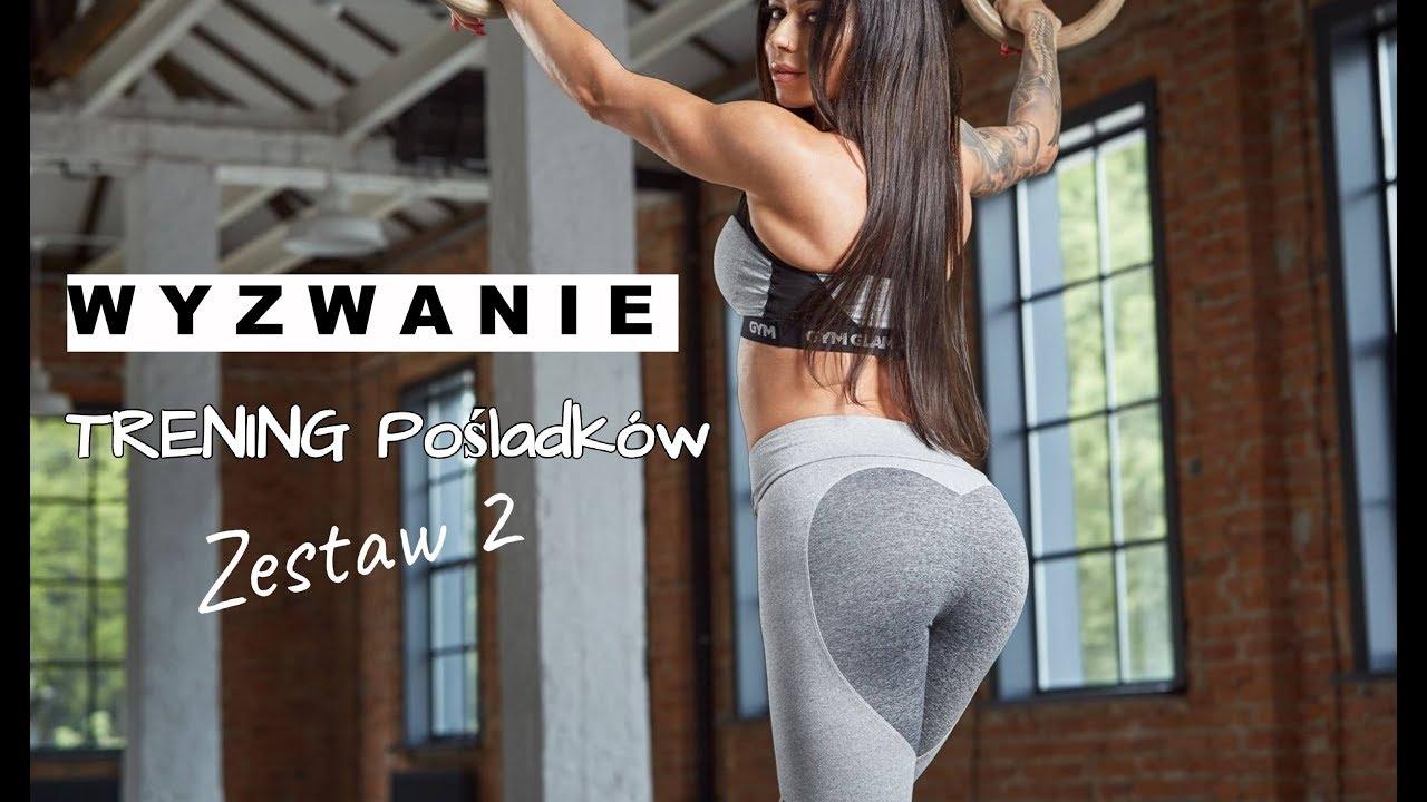 Wyzwanie – trening pośladków – ZESTAW 2 | Sylwia Szostak