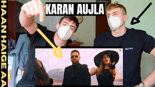 Download song Haan Haige AA | KARAN AUJLA ft. Gurlez Akhtar/Rupan Bal/Avvy Sra | GILLTYYY REACT