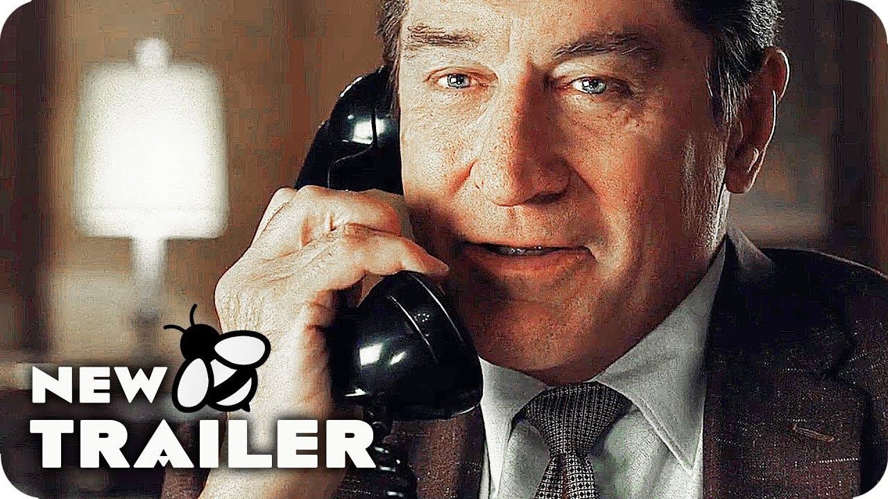 THE IRISHMAN Final Trailer (2019) Robert De Niro, Al Pacino Netflix Movie MyTub