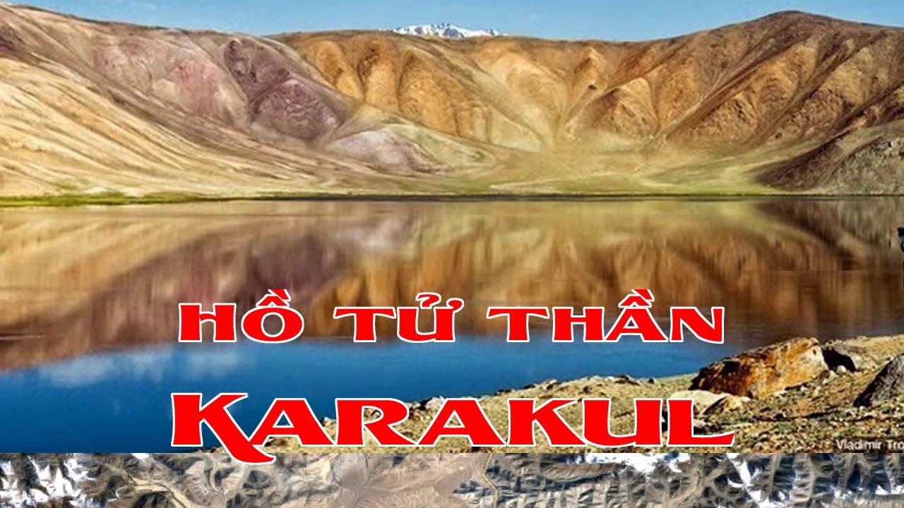 Hồ tử thần Karakul