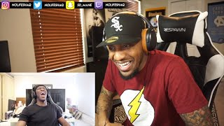 """Download KSI ROASTED ME ABOUT MY """"CAP"""" REACTION! Mp3 and Videos"""