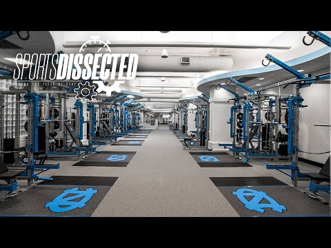 How WEIGHT ROOMS Are MADE At Sorinex | Sports Dissected