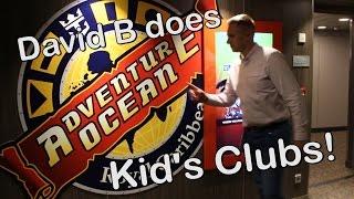 Ovation of the Seas - DavidB Does Adventure Ocean Kid