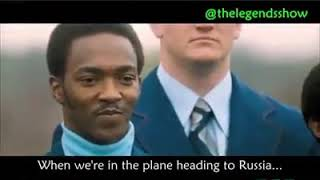 Nigeria's super eagles' funny motivational speech for Russia 2018 world cup