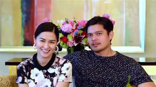 Up Close and Personal with Dingdong and Marian