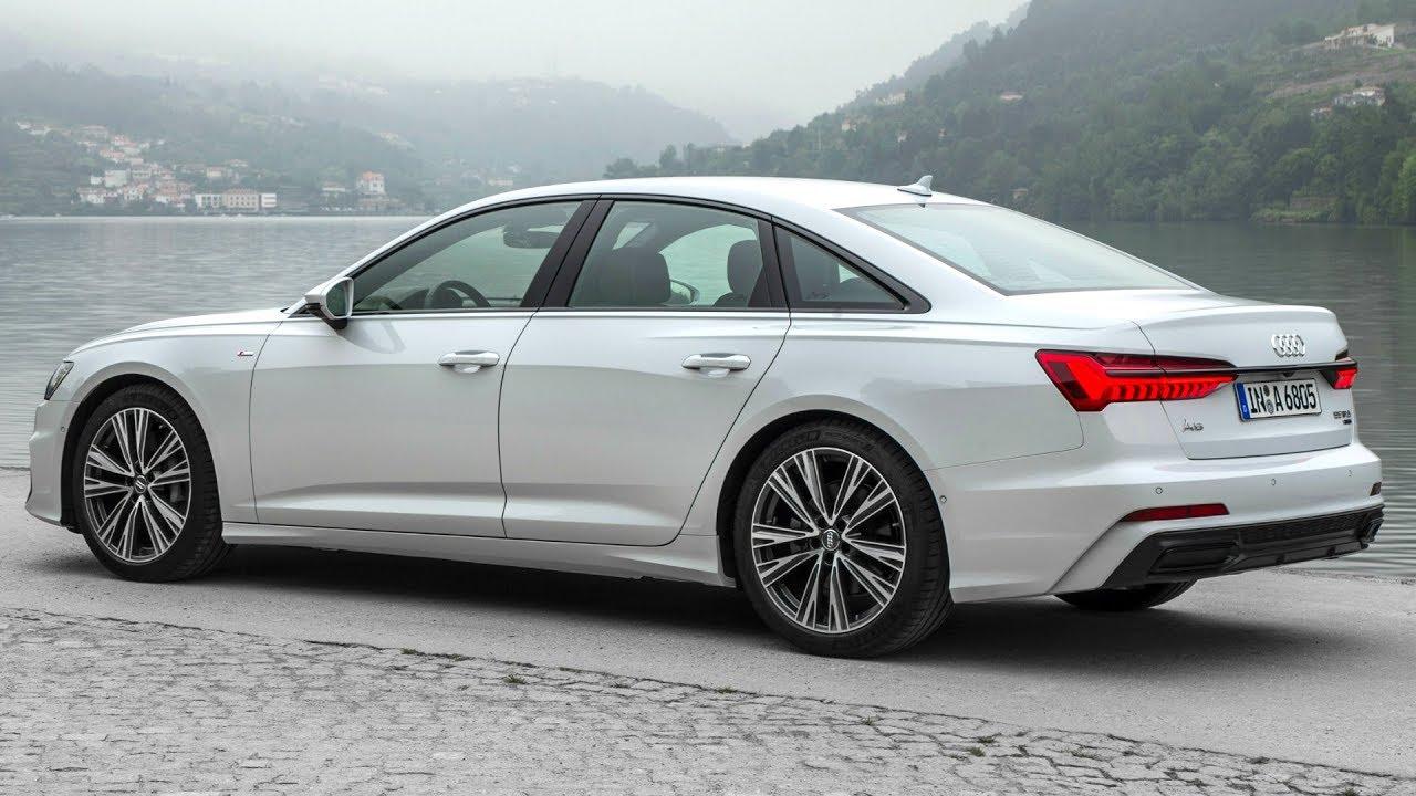 2019 Audi A6 55 Tfsi Quattro S Line Suzuka Grey Elegant Full Size