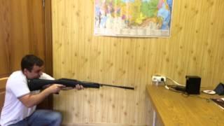 Тест швидкості кулі Crosman Benjamin Titan NP (посилена)