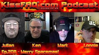 KissFAQ Podcast Ep.208 - Merry Spacemas!