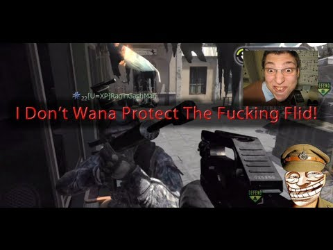 MW3 Griefing Short - Protect The Flid!