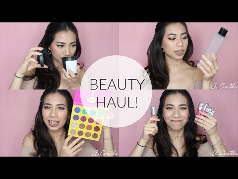 Beauty Haul - Abel Cantika