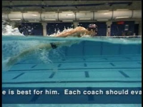[Swimming] Michael Phelps - Butterfly Training
