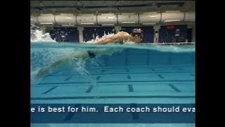 [Swimming] Michael Phelps - Butterfly Training (2002)