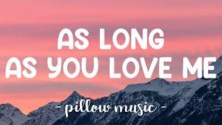 Download Mp3 As Long As You Love Me Backstreet Boys