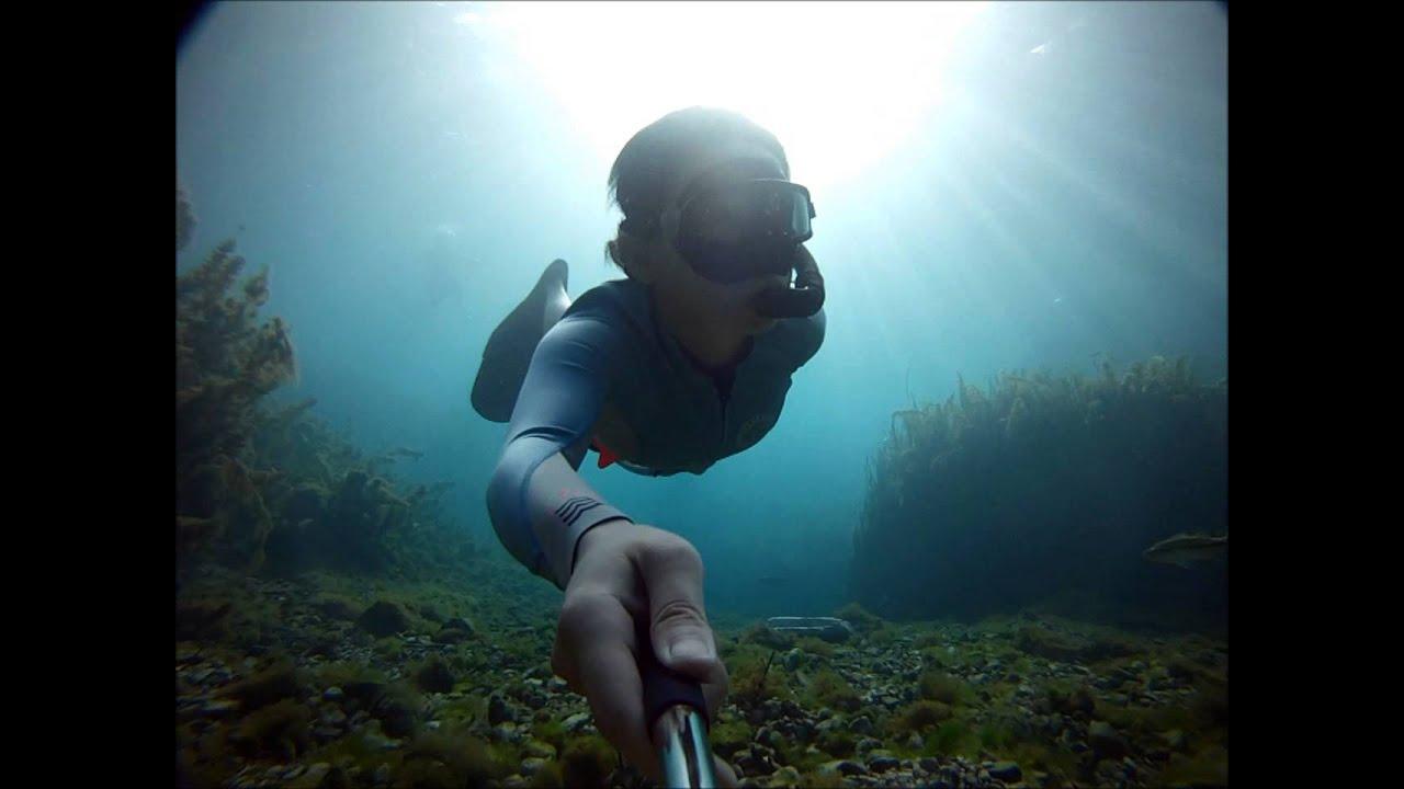 Freediving Barton Springs Gopro Hd Youtube
