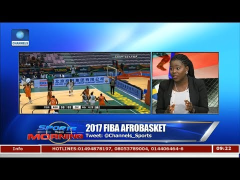 Nigeria's D'tigers To Battle Cameroon For Quarter-Final |Sports This Morning|