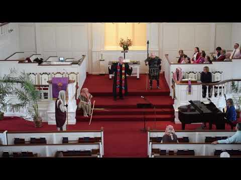 Palm Sunday 2018 Dramatic Service | Second Baptist Church