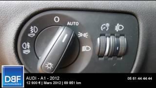 Annonce Occasion AUDI A1 1.6 TDI 90ch FAP Ambiente 2012