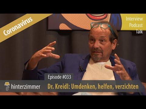 Coronavirus Tipps von Dr. Peter Kreidl: Umdenken, helfen, verzichten | Hinterzimmer #033