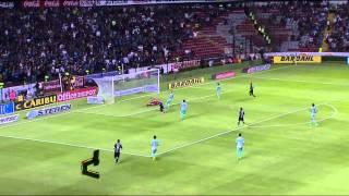 Querétaro 1-2 Santos - Jornada 4 - Apertura 2015