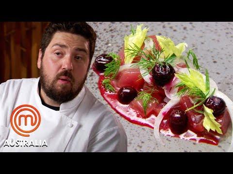 Chef Duncan Welgemoed's Immunity Challenge | MasterChef Australia | MasterChef World