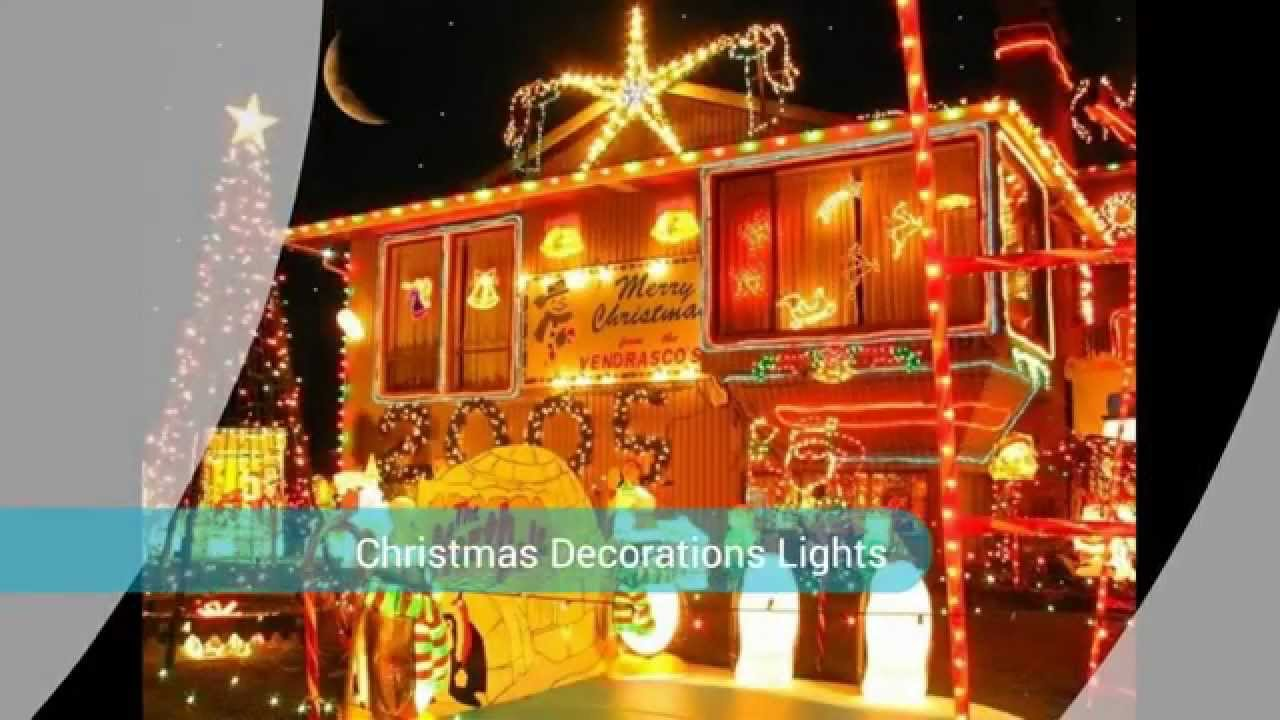 active christmas decoration lights - Decoration Lights