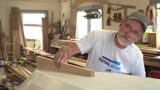 Building the TotalBoat Sport Dory: Episode 33 - Making the Skeg