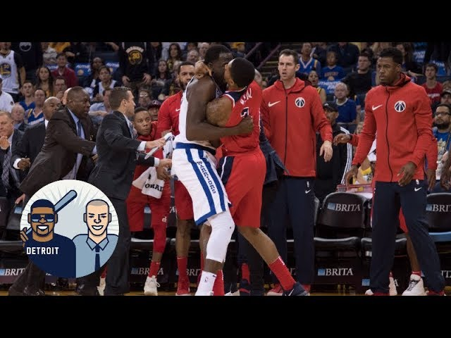 Does Draymond Green-Bradley Beal scuffle expose a bad NBA rule? | Jalen & Jacoby | ESPN