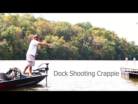 Dock Shooting Crappie On Lake Of The Ozarks